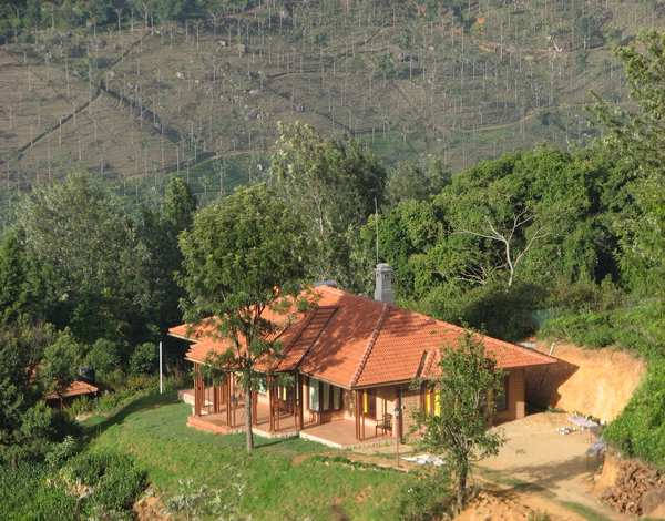 Tea Garden Cottage at Acres Wild Cheesemaking Farmstay, Coonoor