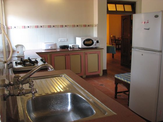 Tea Garden Cottage - Kitchen