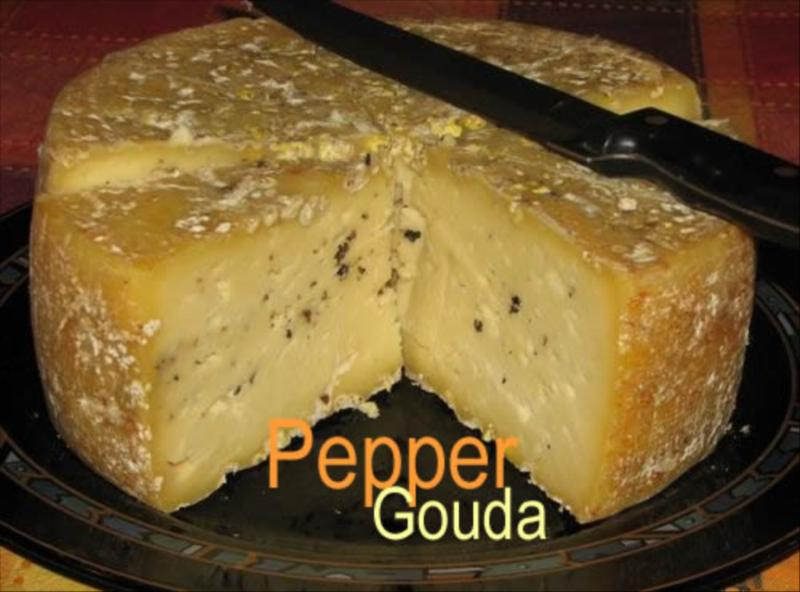 Pepper Gouda