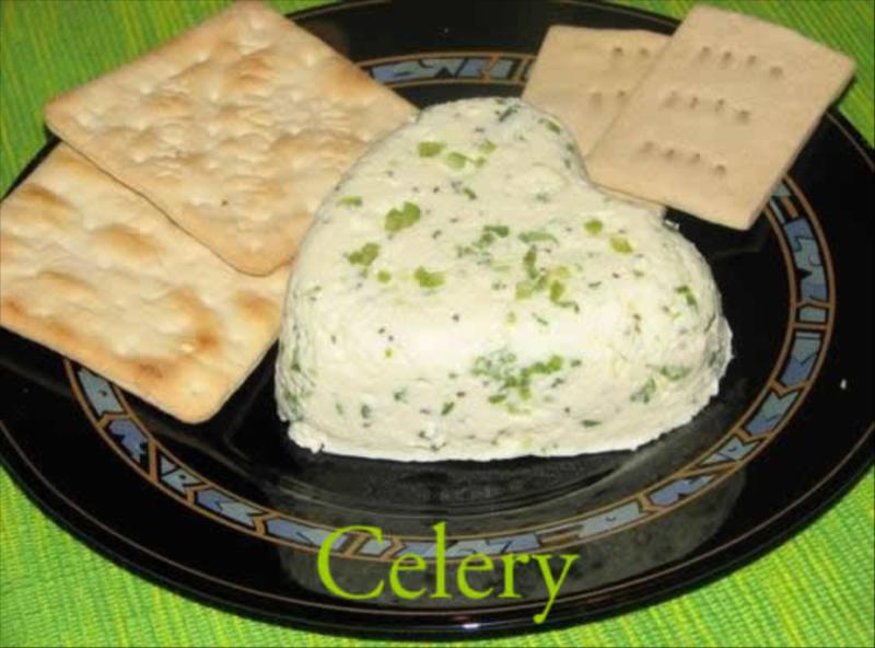 Celery - Cream Cheese