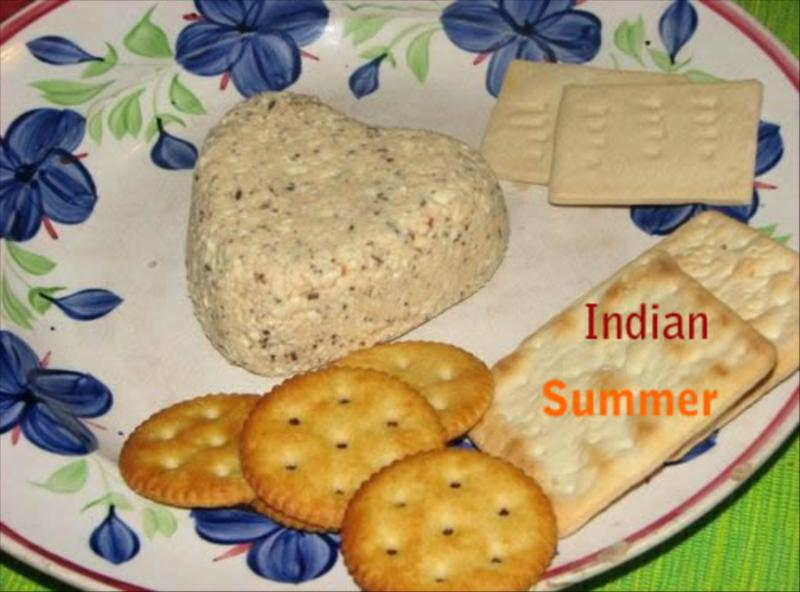 Indian Summer - Soft Cream Cheese